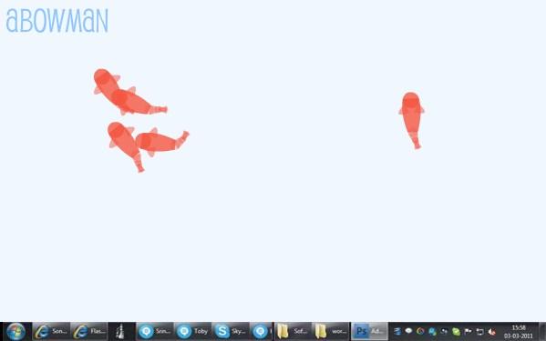 Mempercantik Tampilan Desktop Dengan Wallpaper Animasi Menggunakan Okozo
