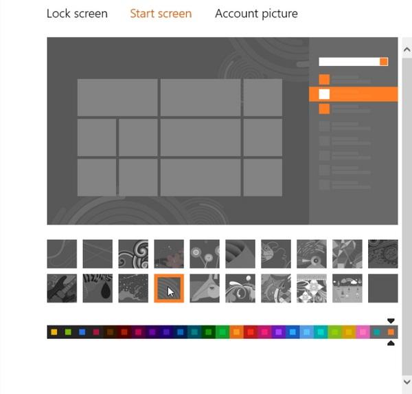 Cara Menggunakan Personalize di Windows 8