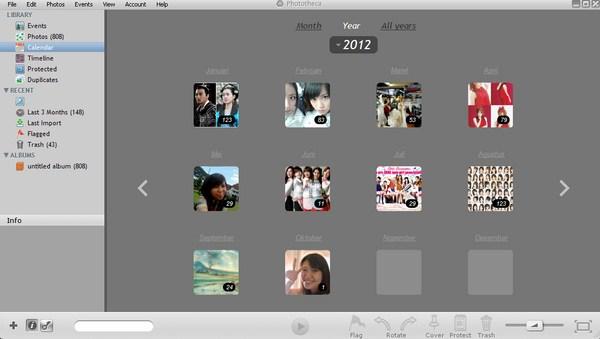 Mengumpulkan Koleksi Gambar Dengan Menggunakan Phototheca