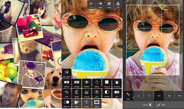 Lebih Mudah dan Cepat Mengedit Foto dengan Pixlr Express