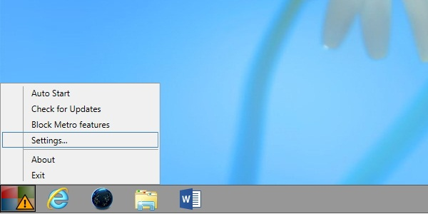 Power8: Alternatif Start Menu di Windows 8 Dengan Banyak Fitur