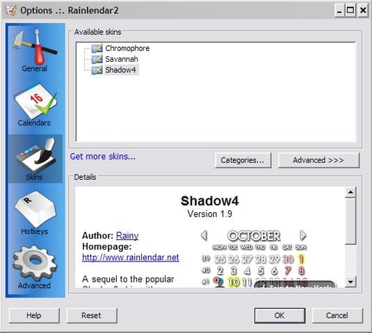 Atur Kegiatan Harian Kamu dengan RainLendar Desktop!