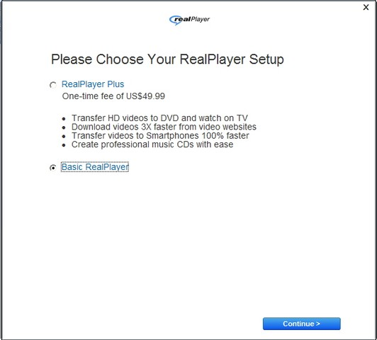 RealPlayer: Media Player yang Mampu Convert dan Download Video
