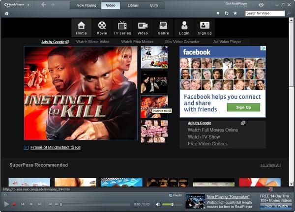 RealPlayer: Media Player yang Mampu Convert dan Download Video
