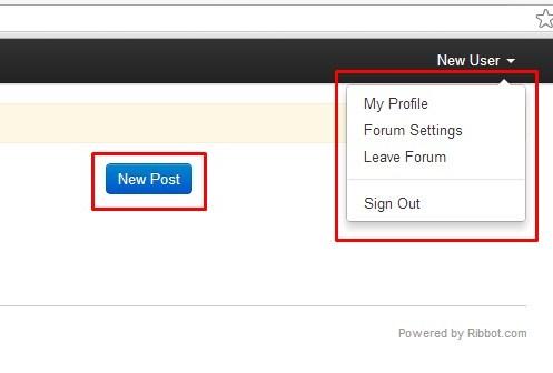 Ribbot : Buat Sendiri Forum Online Secara Gratis
