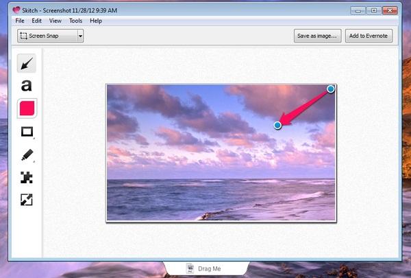 Skitch: Software Gratis Untuk Screen Capture Dengan Editor