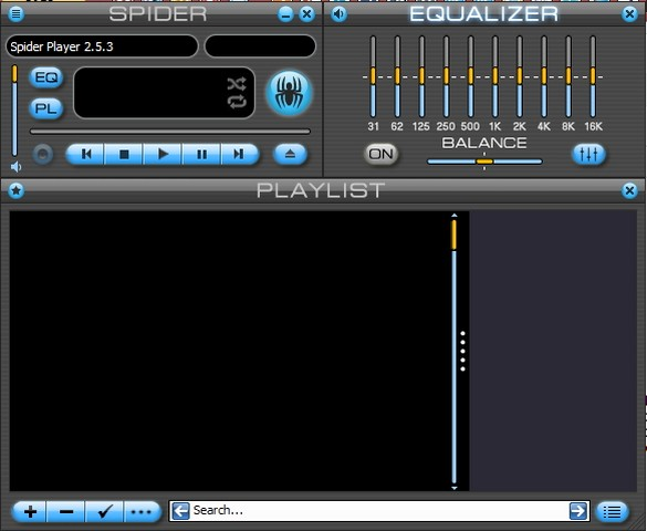 SpiderPlayer: Audio Player yang Bisa Merekam Radio Streaming