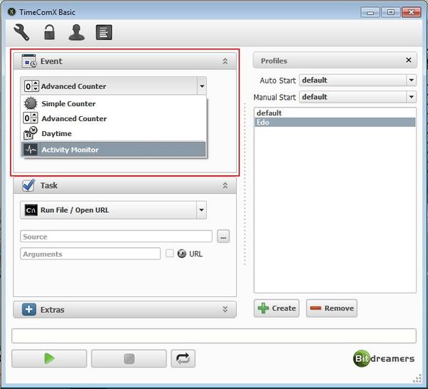 Cara Mudah Menggunakan Task Scheduler Dengan TimeComx