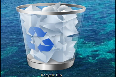 6 Tips Mengelola Recycle Bin untuk Windows XP