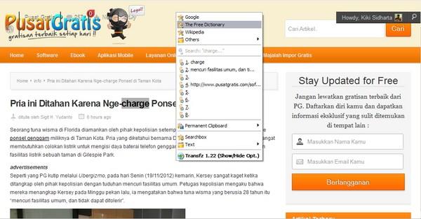 Transfz: Software Agen Pencari yang Mendukung Produktivitasmu