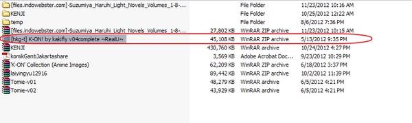 Tutorial Cara Mengubah File CBR dan CBZ menjadi PDF