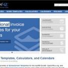 Dapatkan Aneka Template Excel di Vertex42!