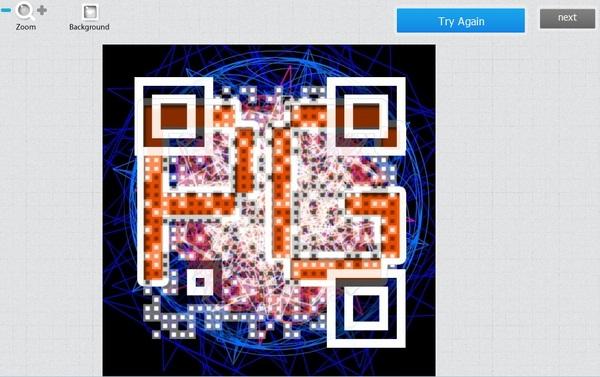 Cara Membuat QR Code dengan Background Gambar