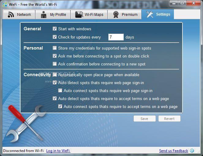 WeFi Software untuk Mendeteksi Sinyal WiFi dengan Kualitas Terbaik