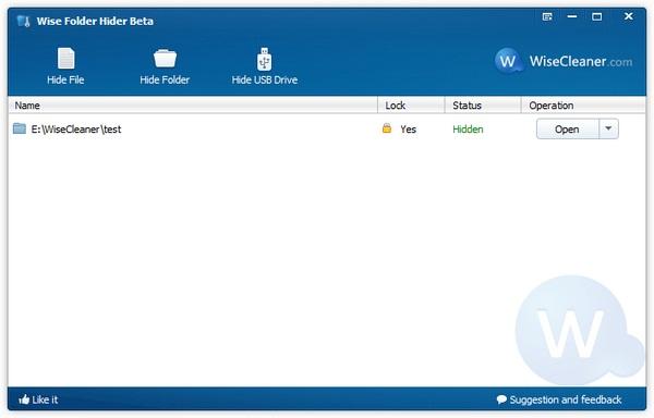 Menyembunyikan dan Memberi Password Folder Dengan Wise Folder Hider