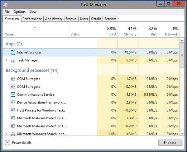 Cara Keluar dari Aplikasi Metro Windows 8