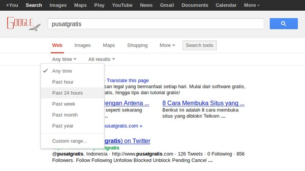 Tampilan Google Didesain Ulang, Lebih Bersih Tanpa Sidebar