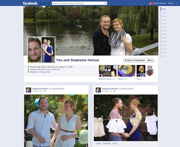 Hei..Facebook Punya Halaman Couple Loh Sekarang!