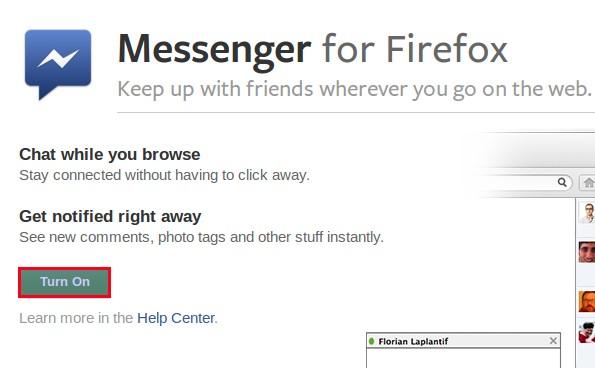 Cara Mengintegrasikan Facebook dengan Firefox
