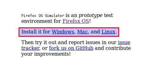 Firefox OS Simulator: Mencoba Firefox OS di Komputer Yuk!