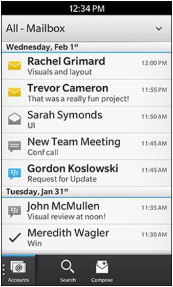 5 Fitur Menarik di BlackBerry 10 untuk Menarik Hati Pengguna Smartphone
