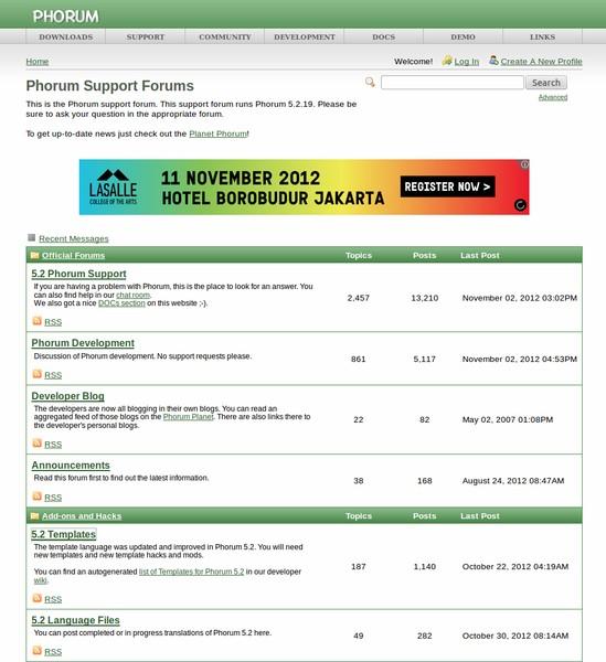 10 Platform Open Source Untuk Membuat Forum Secara Gratis