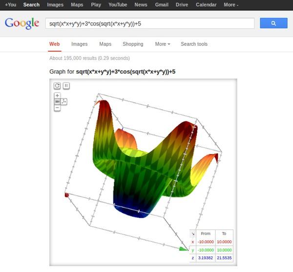 Google Search Sekarang Sudah Mendukung Animasi HTML5!