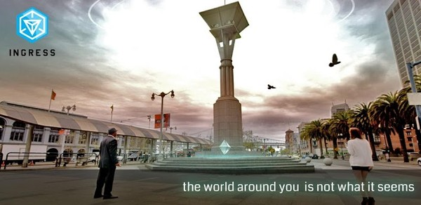 Ingress: Reality Game Buatan Google yang Melibatkan Dunia Nyata!