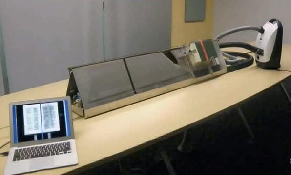 Panduan Membuat Robot Scanner Buku Otomatis