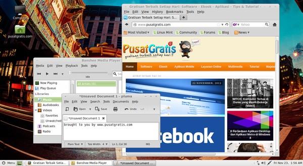 Linux Mint 14 Sudah Dirilis..Apa Saja yang Baru?