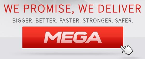 Mega.co.nz Menjadi Alamat Baru Pengganti Megaupload