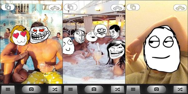 Aplikasi iOS untuk Membuat Gambar Meme