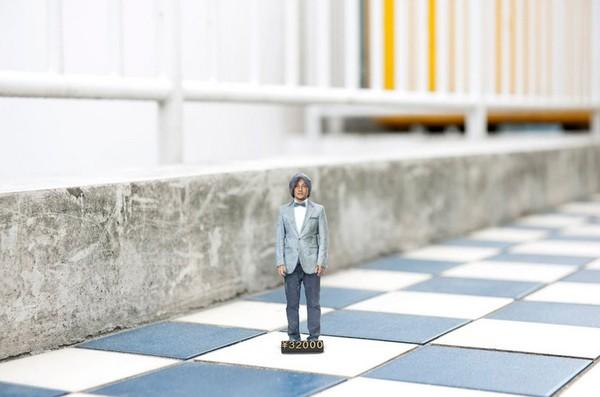 Stan 3D Printing Pertama di Dunia untuk Membuat Miniatur Manusia