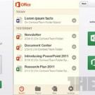 Inilah Tampilan Microsoft Office Mobile untuk iPhone, iPad dan Android