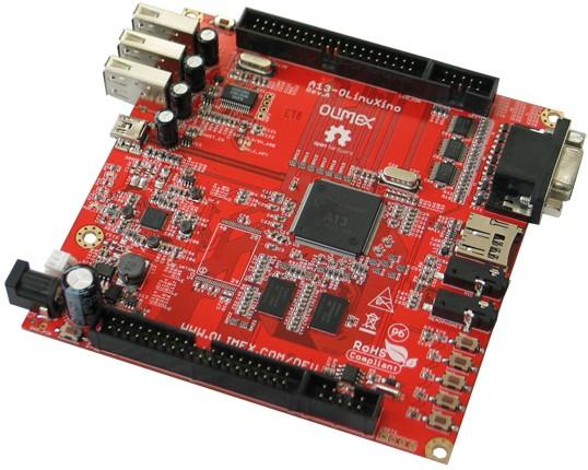 A13-OLinuXino: Mini Komputer Linux Seharga 500 Ribuan