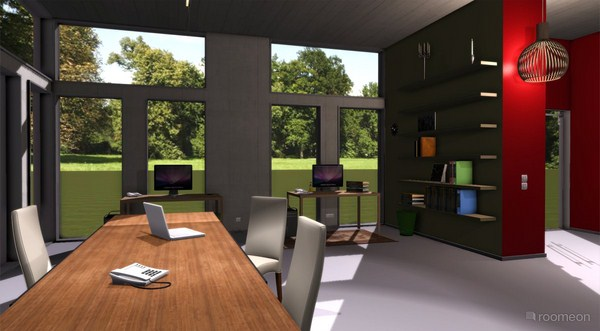 Mudah Mendesain Interior Rumah Menggunakan roomeon