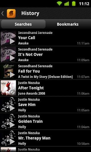 SoundHound : Aplikasi Penggenal Lagu Super Cepat