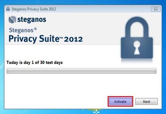 Dapatkan Lisensi Steganos Privacy Suite 2012