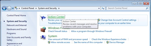Cara Mematikan System Notification di Windows 7