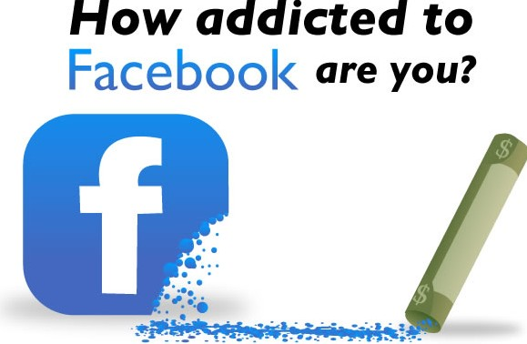 10 Tanda Bahwa Kamu Kecanduan Facebook