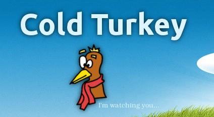 Cara Mematikan dan Menguninstall Cold Turkey
