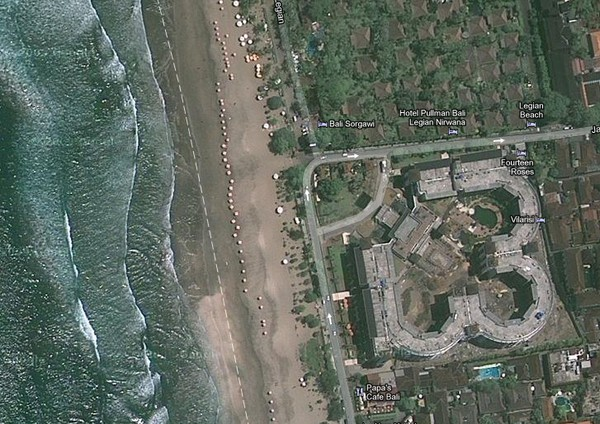 Google Maps dan Google Earth Diupdate dengan Gambar Beresolusi Tinggi