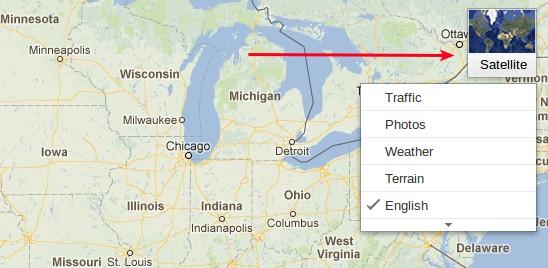 Google Maps dan Google Earth Diupdate dengan Gambar Beresolusi Tinggi