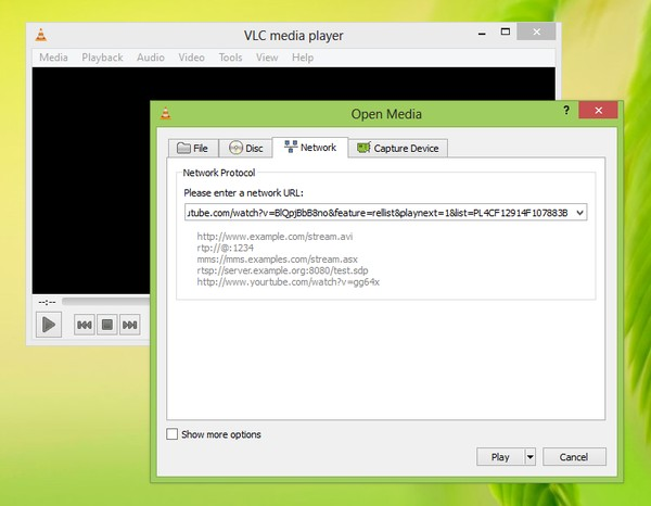 Cara Memainkan YouTube di VLC Media Player Secara Langsung