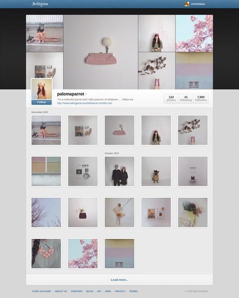 Instagram Kini Sudah Punya Halaman Web Profile