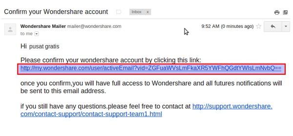 Dapatkan Lisensi Wondershare PDF to Word Converter