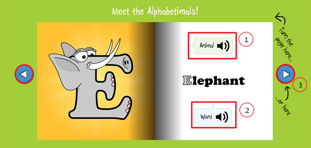 Alphabetimals : Cara Asyik Belajar Alphabet dan Mengenal Nama Hewan untuk Anak