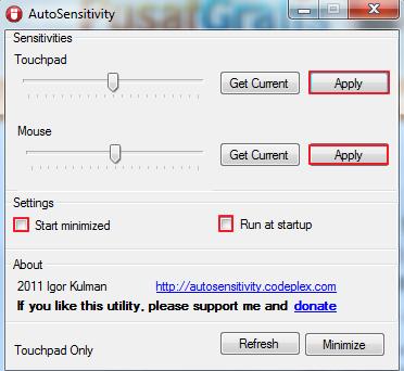 Cara Mudah Mengatur Tingkat Sensitivitas di Touchpad dan Mouse