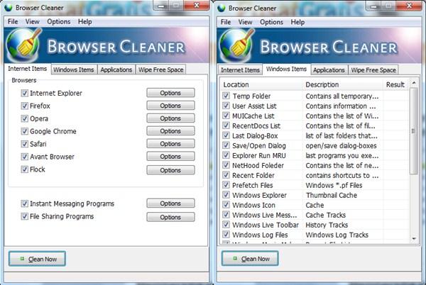 Cara Mudah Menghapus Jejak Online dengan Browser Cleaner
