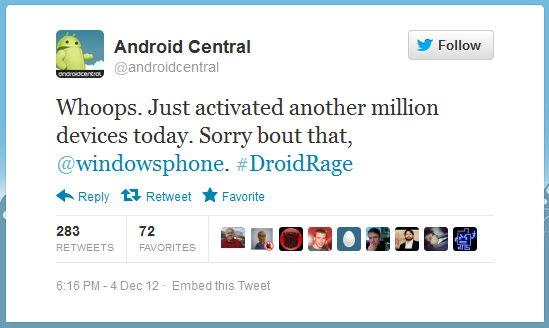 Cerita Malware Android Dihargai Windows Phone Gratis oleh Microsoft